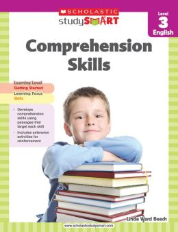 Scholastic Study Smart Comprehension Skills Level 3 (PagePerfect NOOK Book)