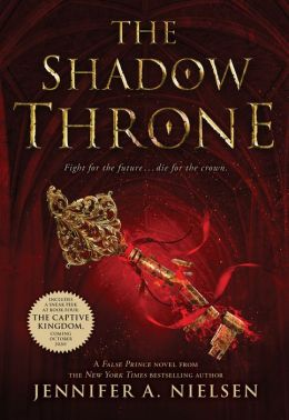 The Shadow Throne (Ascendance Trilogy Series #3)