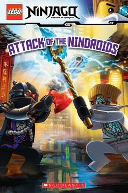 Attack of the Nindroids (Lego Ninjago Reader #8)