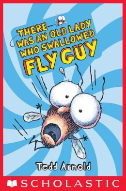 There was an Old Lady Who Swallowed Fly Guy (Fly Guy Series #4)