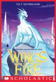 Book Cover Image. Title: Winter Turning (Wings of Fire Series #7), Author: Tui T. Sutherland