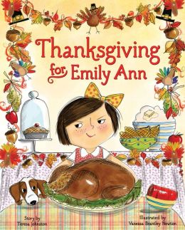Thanksgiving for Emily Ann
