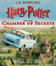 Book Cover Image. Title: Harry Potter and the Chamber of Secrets:  The Illustrated Edition (Harry Potter Series #2), Author: J. K. Rowling