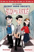Book Cover Image. Title: Study Hall of Justice (DC Comics:  Secret Hero Society Series #1), Author: Derek Fridolfs