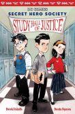 Book Cover Image. Title: Study Hall of Justice (DC Comics:  Secret Hero Society Series #1), Author: Derek Fridolfs