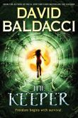 Book Cover Image. Title: The Keeper (Vega Jane Series #2), Author: David Baldacci