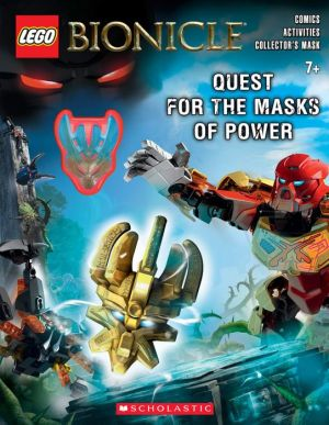 Quest for the Masks of Power (LEGO Bionicle: Activity Book #1)
