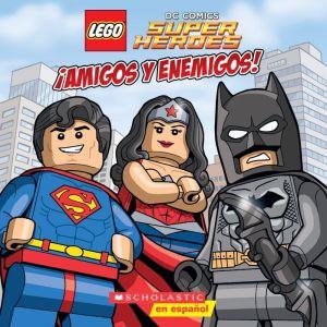 LEGO Dc Super Heroes: ¡amigos Y Enemigos!