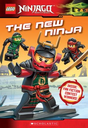 The New Ninja (LEGO Ninjago: Chapter Book #9)
