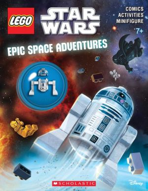 Epic Space Adventures (LEGO Star Wars: Activity Book with Figure)
