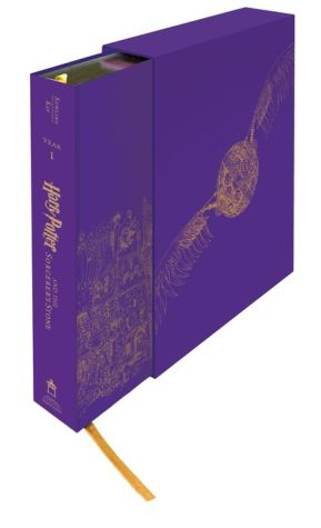 Harry Potter and the Sorcerer's Stone: The Illustrated Edition, Collector's Edition