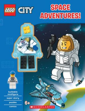 Space Adventures! (LEGO City: Activity Book with Minifigure)