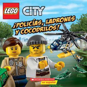 Policias, ladrones y cocodrilos! (LEGO City)