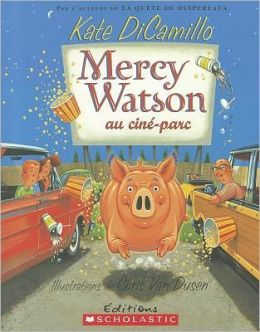 Mercy Watson au cine-parc (Mercy Watson: Something Wonky This Way Comes)