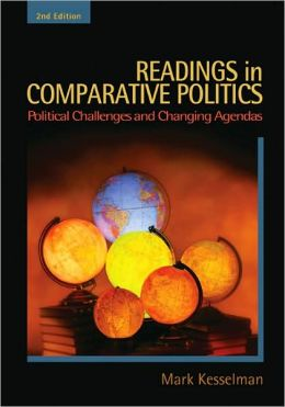 Readings in Comparative Politics: Political Challenges and Changing Agendas