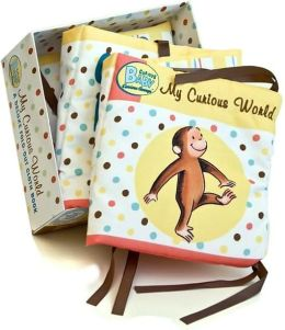 Curious Baby My Curious World (Curious George Cloth Book)