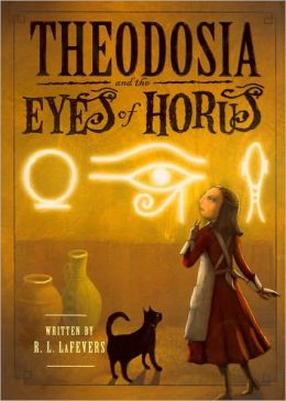 Theodosia and the Eyes of Horus (Theodosia Series #3)