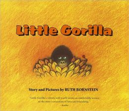 Little Gorilla Lap Board Book