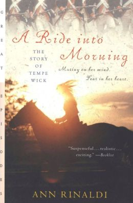 A Ride into Morning: The Story of Tempe Wick
