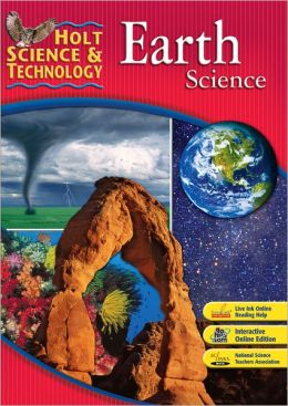 Holt Science & Technology: Homeschool Package Earth Science