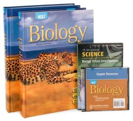 Holt Biology: Homeschool Package