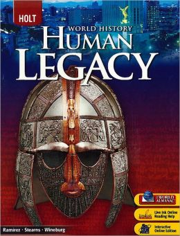 World history human legacy homeschool package by houghton mifflin