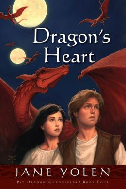 Dragon's Heart (Pit Dragon Chronicles Series #4)