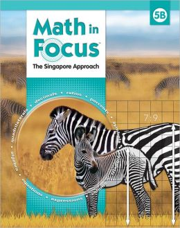Math in Focus: Singapore Math: Homeschool Package, 2nd Semester Grade 5 2010