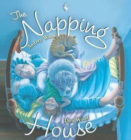 The Napping House padded board book