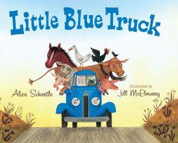 Little Blue Truck big book