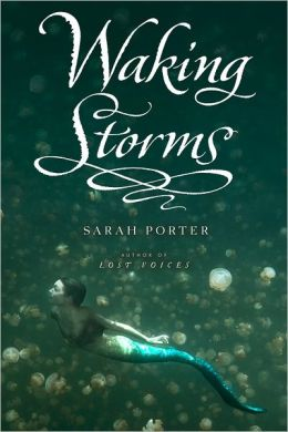 Waking Storms (Lost Voices Trilogy Series #2)