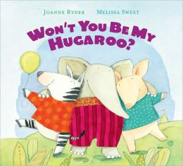 Won't You Be My Hugaroo? lap board book