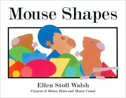 Mouse Shapes big book