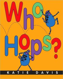 Who Hops? big book