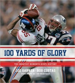 100 Yards of Glory: The Greatest Moments in NFL History (PagePerfect NOOK Book)