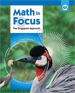 Math in Focus: Singapore Math: Student Pack Grade 4 2009
