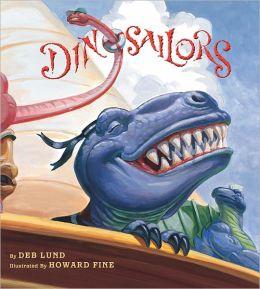 Dinosailors board book