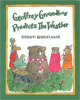 Geoffrey Groundhog Predicts the Weather