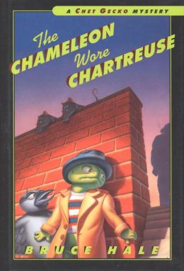 The Chameleon Wore Chartreuse (Chet Gecko Series)