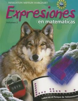 Math Expressions Spanish: Student Activity Book Softcover Volume 2 Grade 6 2012