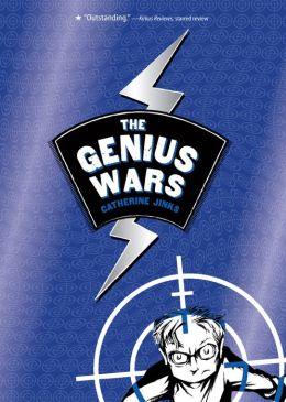 The Genius Wars (Evil Genius Trilogy Series #3)