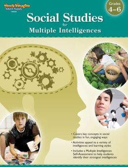 Social Studies for Multiple Intelligences: Reproducible Grades 4-6