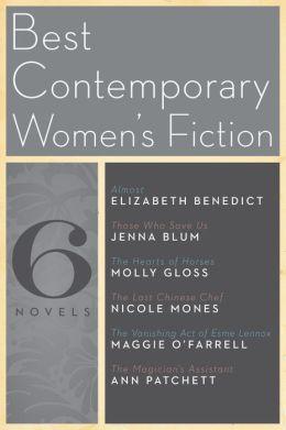The Best Contemporary Women's Fiction: Six Novels
