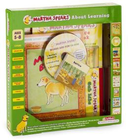 Martha Speaks About Learning Boxed Set