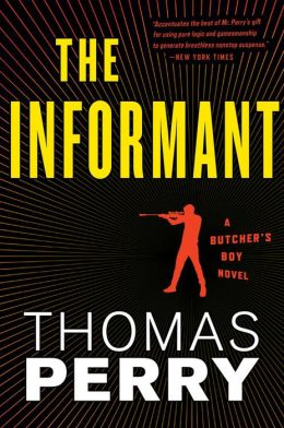 The Informant (Butcher's Boy Series #3)