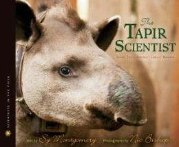 The Tapir Scientist: Saving South America's Largest Mammal