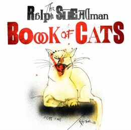 The Ralph Steadman Book of Cats (PagePerfect NOOK Book)