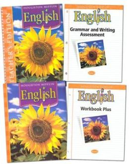 HMH Language Arts: Houghton Mifflin English Homeschool Package Grade 2