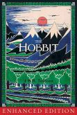 Book Cover Image. Title: The Hobbit:  75th Anniversary Edition (Enhanced Edition), Author: J. R. R. Tolkien