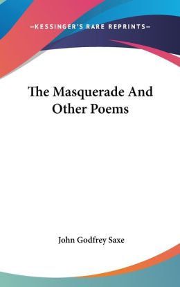 Masquerade and Other Poems